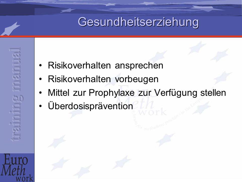 Soziale Wiedereingliederung Arbeitsbeschaffung Wohnungshilfe Soziale und familiäre Beziehungen (Kinderbetreuung?) Juristische Probleme Sozialhilfe