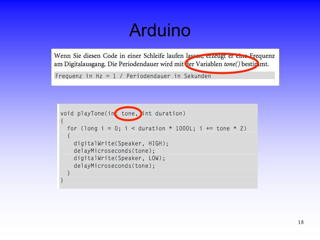 18 Arduino