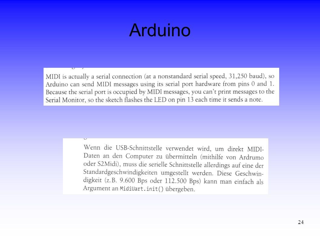 24 Arduino