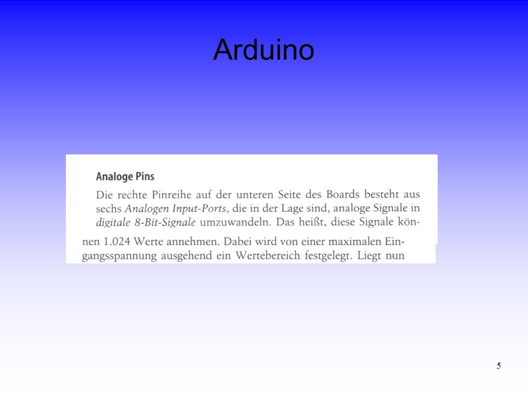 16 Arduino