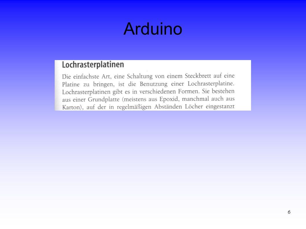 17 Arduino /Users/frank/Documents/Arduino/Vortrag Literatur/Cookbook/TOC.pdf