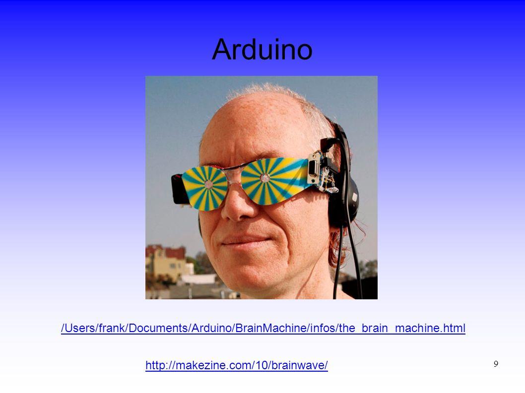 10 Arduino // gewünschte Frequenz: 8.000 KHz OCR1A = F_CPU/8000;// 16e6 / 8000 = 2000 // gewünschte Frequenz: 8.000 KHz OCR1A = F_CPU/SAMPLE_RATE;// 16e6 / 8000 = 2000
