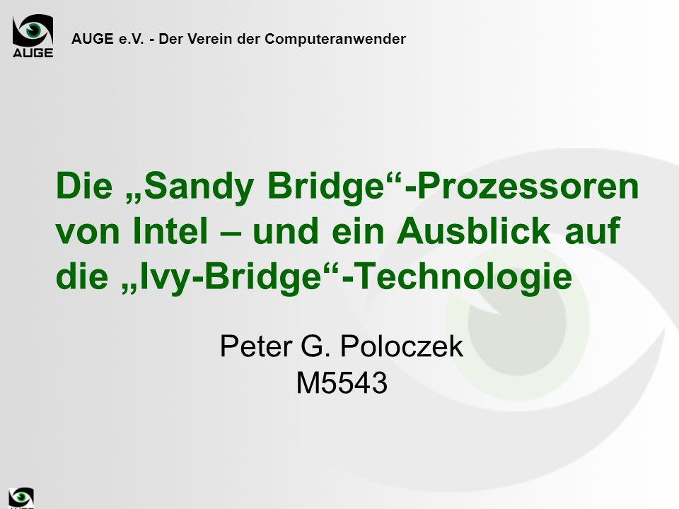 AUGE e.V. - Der Verein der Computeranwender PGP VI/11 Vielen Dank für Ihre Aufmerksamkeit!