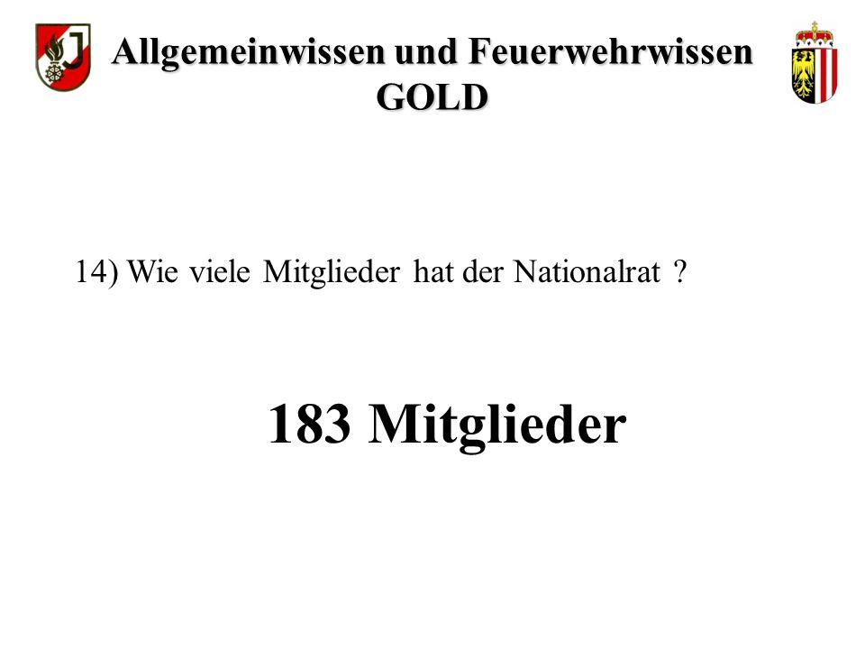 Burgenland, Kärnten, Niederösterreich, Oberösterreich, Salzburg, Steiermark, Tirol, Vorarlberg, Wien 13) Wie heißen die Bundesländer Österreichs .