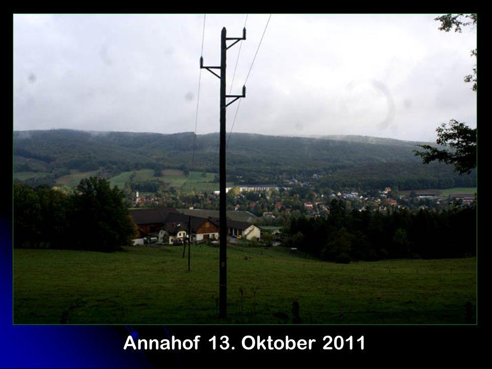 Annahof 13. Oktober 2011