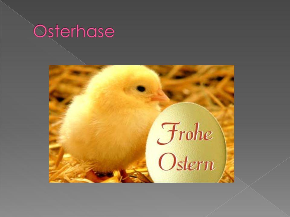 Ostern ist der wichtigste Feiertag im christlichen Kalender, noch vor Weihnachten.