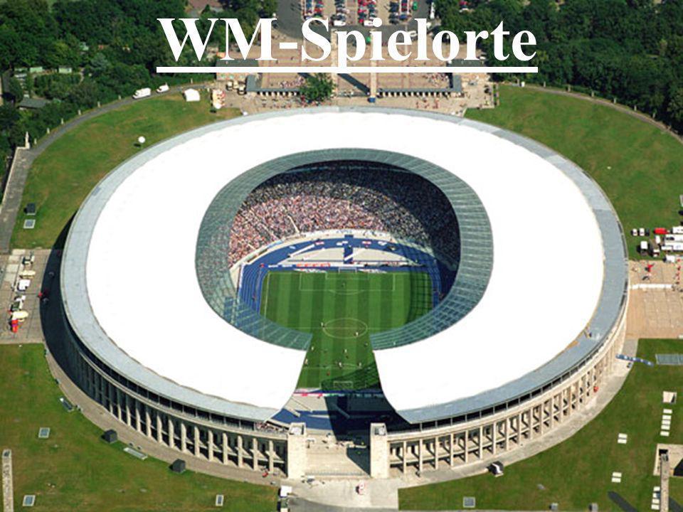 München Austragungsort: Eröffnungsspiel 9.