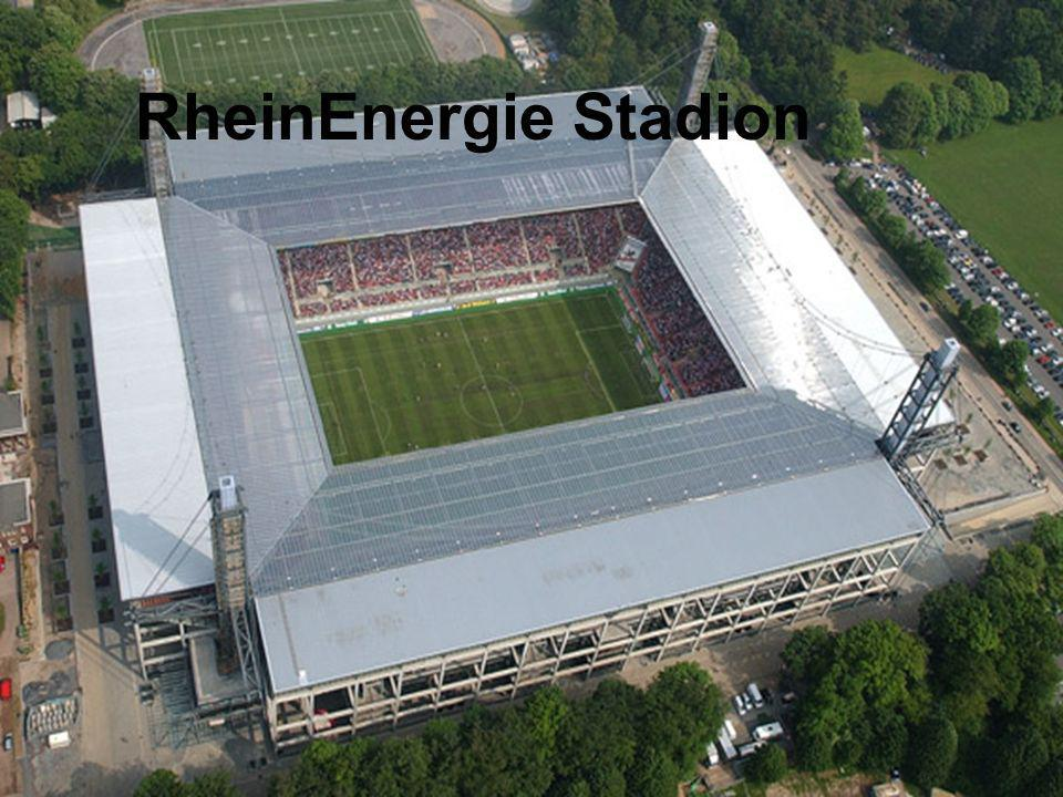 Frankfurt Name: Waldstadion Heimatverein: Eintracht Frankfurt Erbaut: Kapazität: 52.300 verschließbares Stahl-Seil Membran- Innendach Gesamtgröße von 25.000 m² Videowürfel