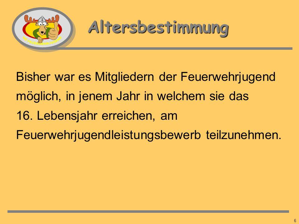 5 Neuer Knoten FJLB Kreuzklank und Schlag am Strahlrohr 10 cm 15 cm