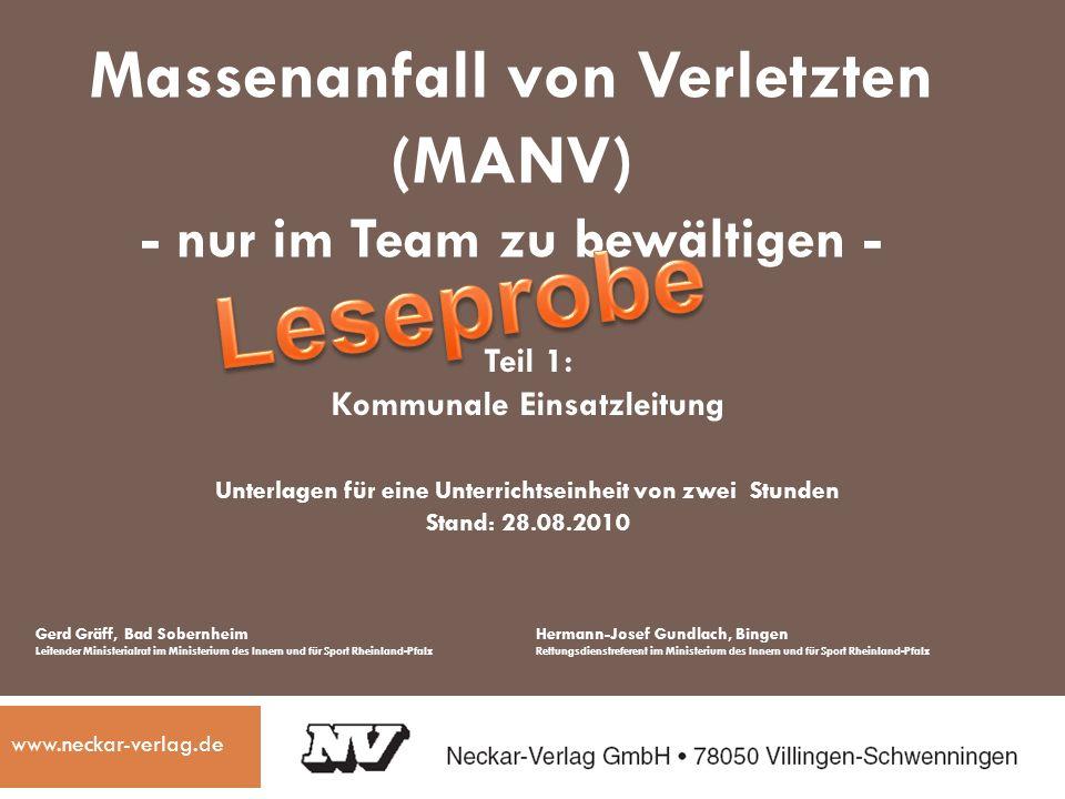Bestellmöglichkeiten 22 www.neckar-verlag.de ISBN 978-3-7883-0975-6 Grundwerk: Loseblattsammlung mit ca.