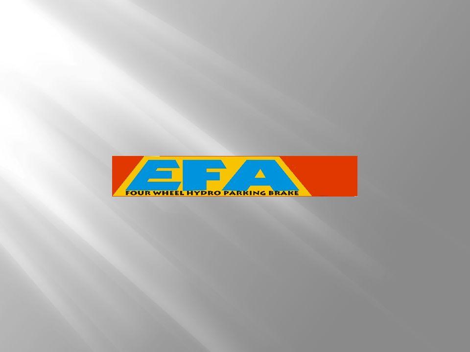 Elektronisch gesteuertes Feststellbremsaggregat Komfortfunktionen möglich da Vorratsdruck (ca.