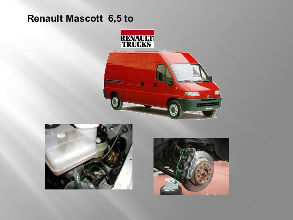Renault Mascott 6,5 to