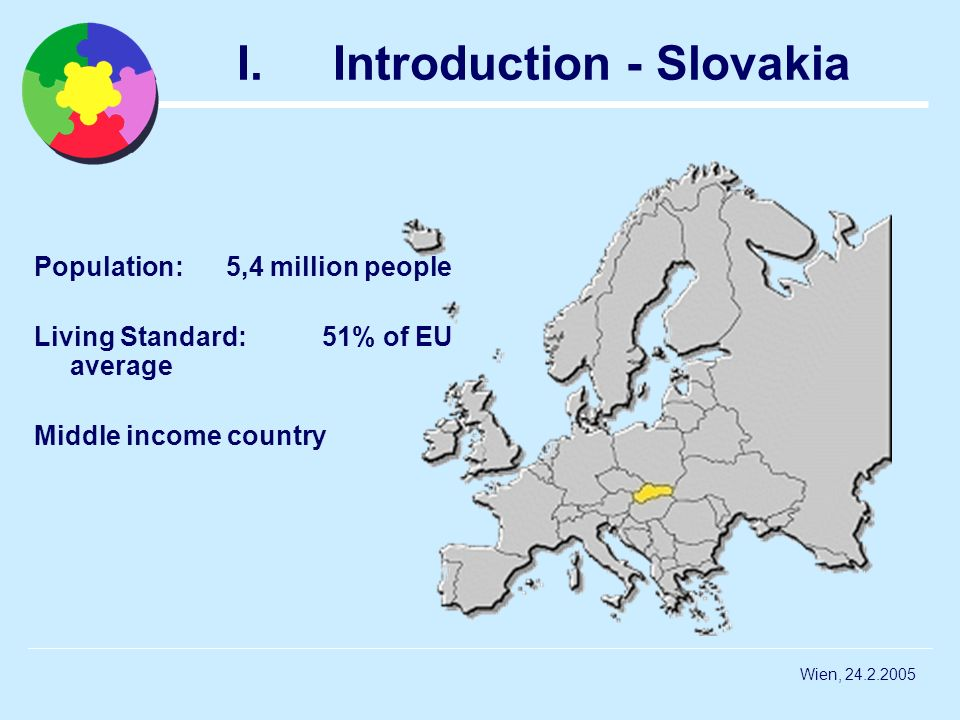 Wien, 24.2.2005 Position of political decisions How much sources.