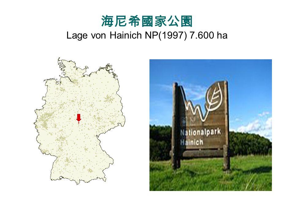 Hainich: Ein Wald mitten in Deutschland Laubwaldgebiet
