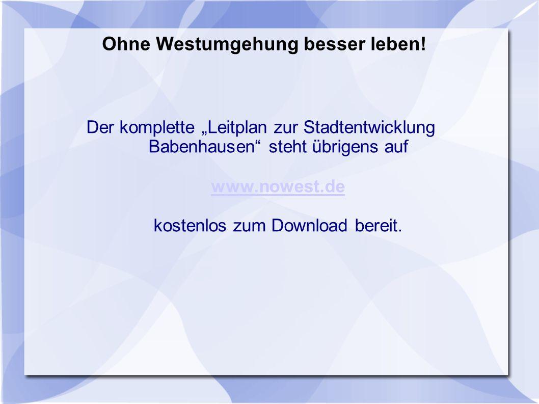 Der komplette Leitplan zur Stadtentwicklung Babenhausen steht übrigens auf www.nowest.de kostenlos zum Download bereit.
