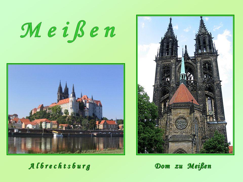 Albrechtsburg Dom zu Meißen