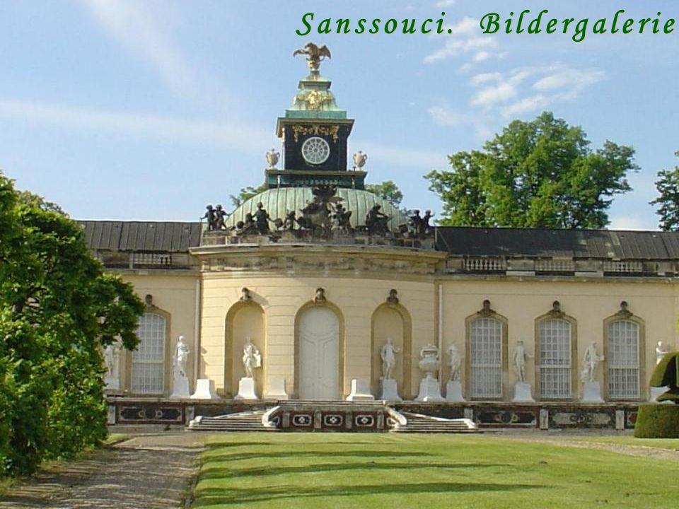 Sanssouci. Bildergalerie