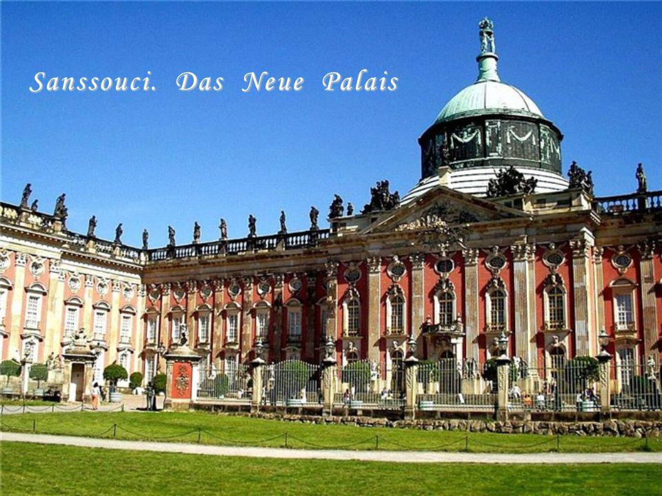 Sanssouci. Das Neue Palais