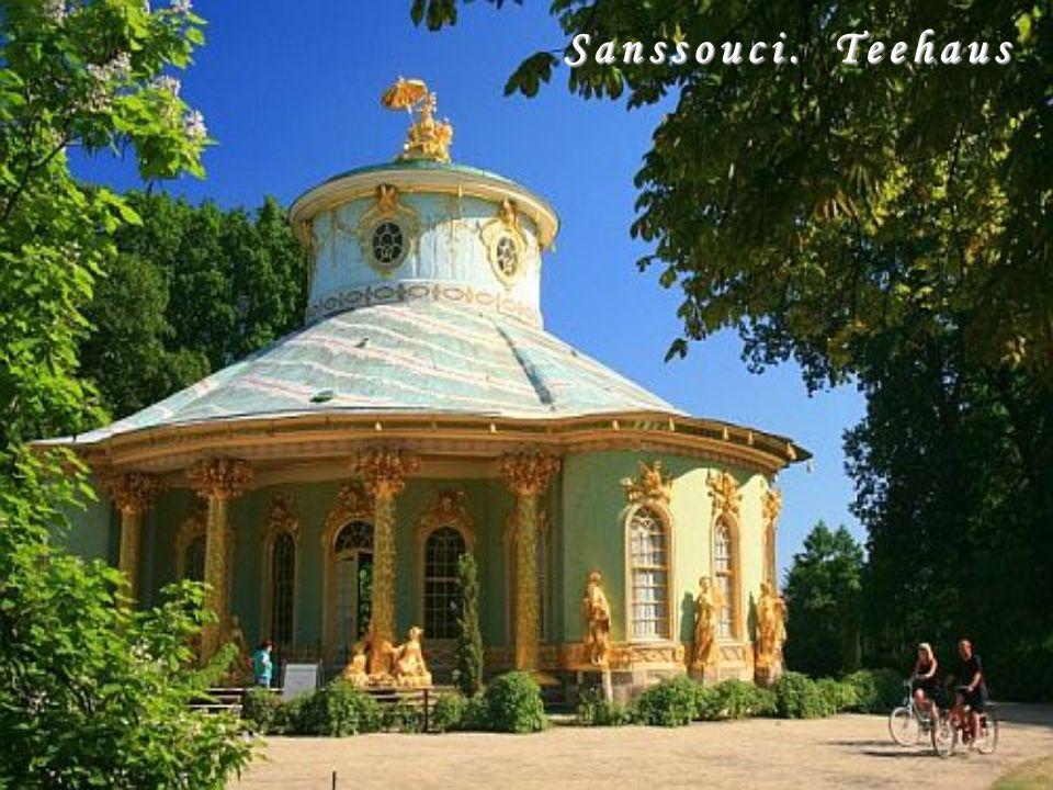 Sanssouci. Teehaus