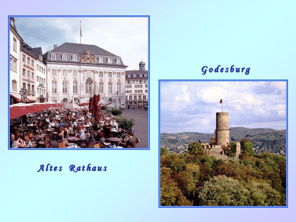 Altes Rathaus Godesburg