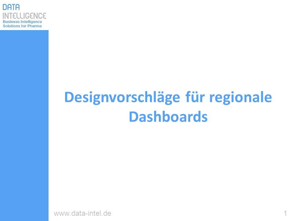 1www.data-intel.de Designvorschläge für regionale Dashboards