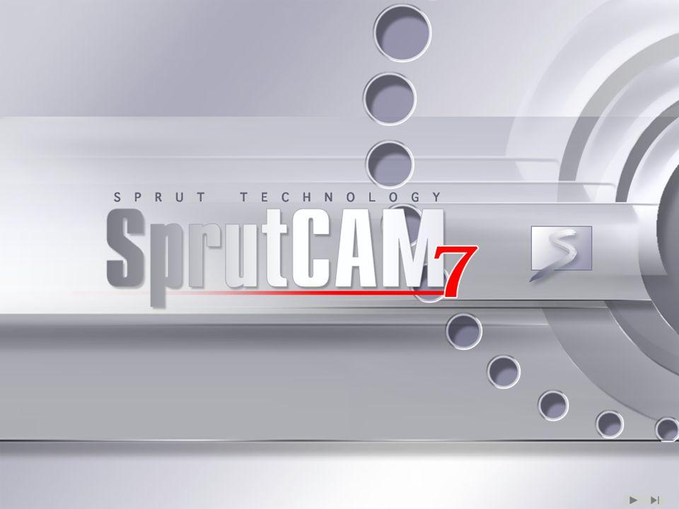 Mathematische Funktion als Kontur Eingabe der Funktion SprutCAM erlaubt die Beschreibung einer Kontur oder einer Teilkontur durch die parametrische Eingabe einer mathematischen Funktion Inhalt