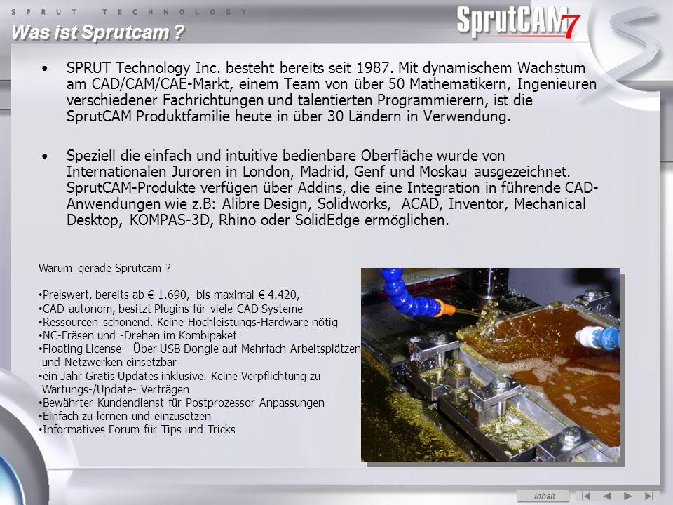 SPRUT Technology Inc.besteht bereits seit 1987.