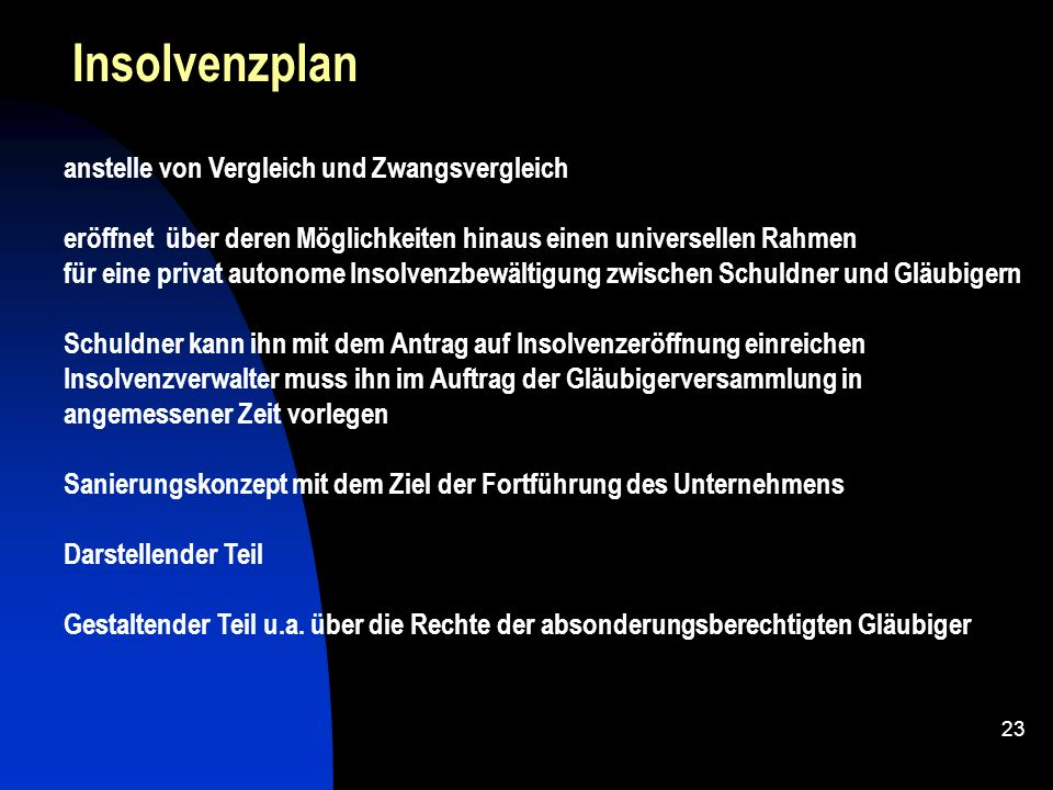 22 Verfahren 2001/2002 Teil 1 - Juristische Personen, Gesellschaften ohne Rechtspersönlichkeit Brand, Oliver, RA HNA AG 23 IN 2/02 27.03.2002 Brauer,