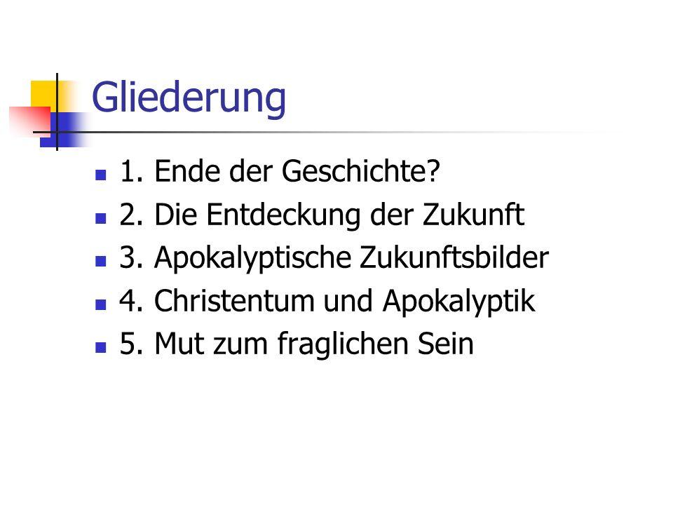 Theologie der Zukunft Jürgen Moltmann (1964) Gerhard Sauter (1965) Karl Rahner (1971) Wolfhart Pannenberg (1959)