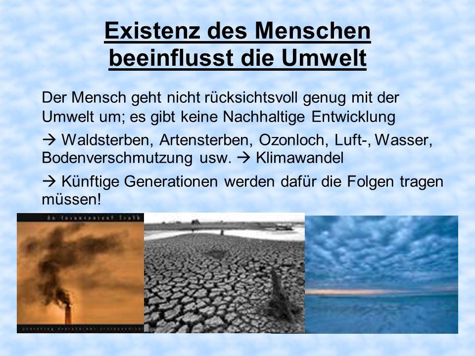 Die Umwelt im Grundgesetz >>Der Staat schützt auch in Verantwortung für die künftigen Generationen die natürlichen Lebensgrundlagen und die Tiere im R