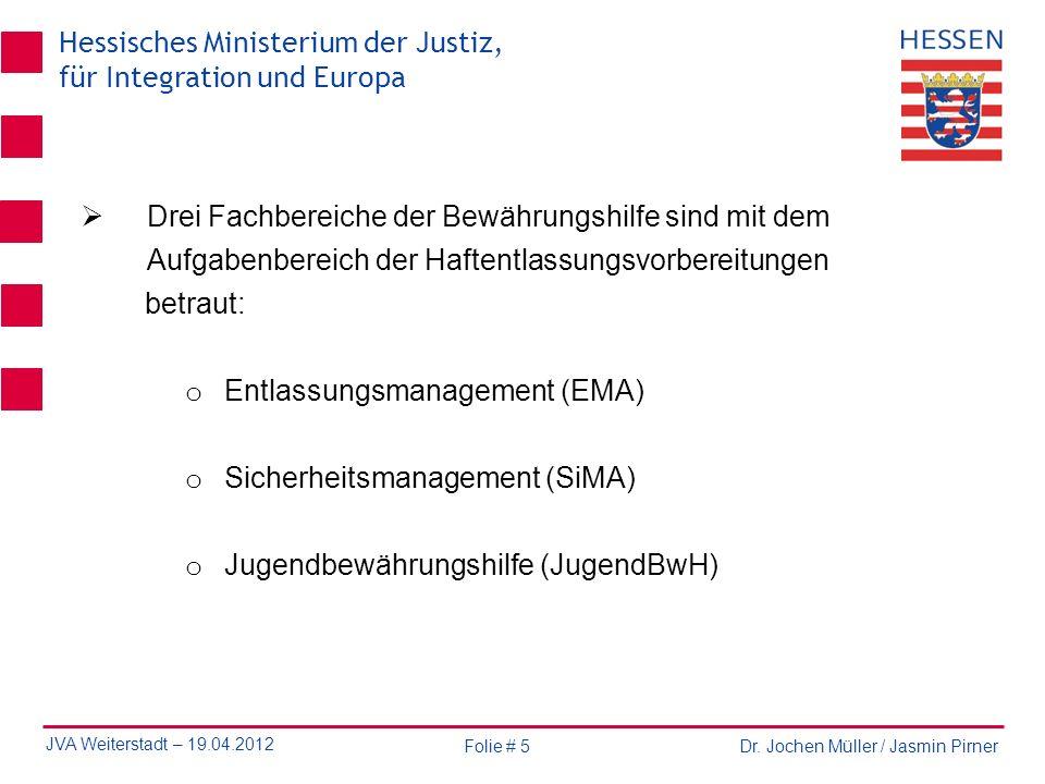 JVA Weiterstadt – 19.04.2012 Dr.