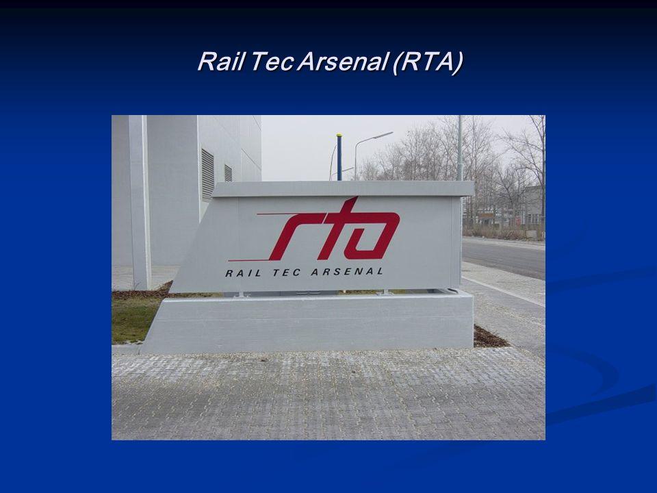 Rail Tec Arsenal (RTA)