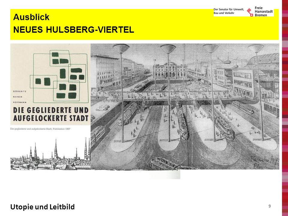 50 Mobilität und öffentlicher Raum NEUES HULSBERG-VIERTEL
