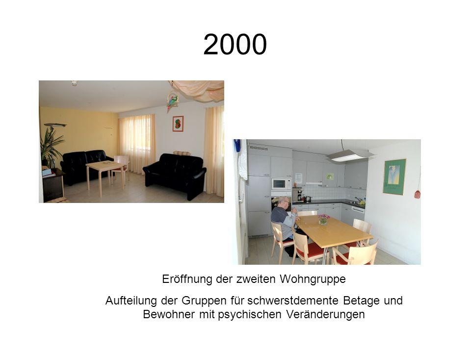 2001 Planung der Gesamtsanierung