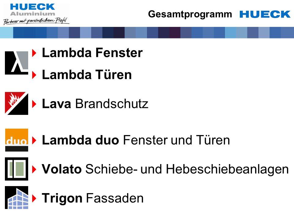 Patentierte U - Wert Sperre Lambda Tür Bringt auch 1dB bei Schallschutzanforderung!