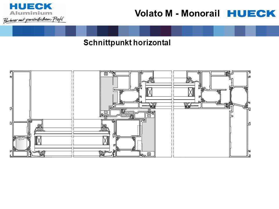 Schnittpunkt horizontal Volato M - Monorail