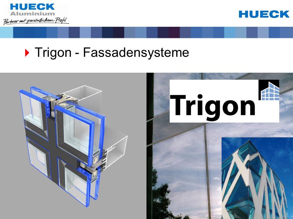 Trigon - Fassadensysteme