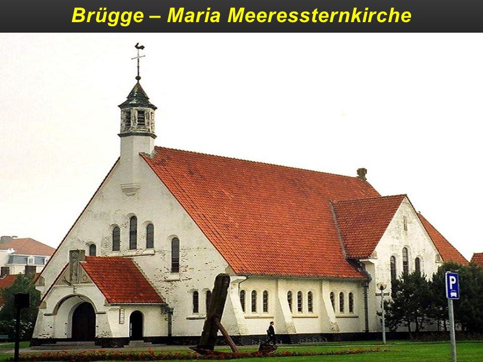 Brügge – Maria Meeressternkirche