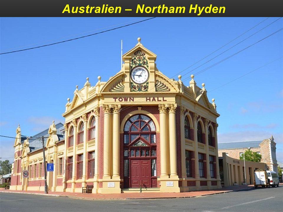 Australien – Northam Hyden