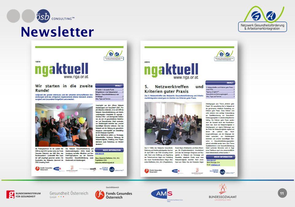 11 Newsletter