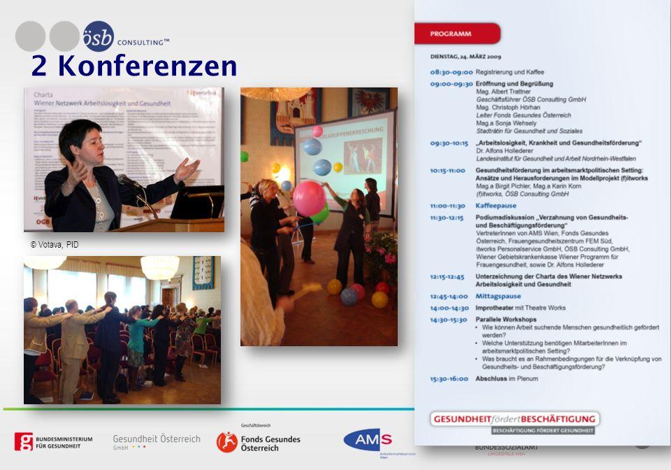 19 2 Konferenzen © Votava, PID