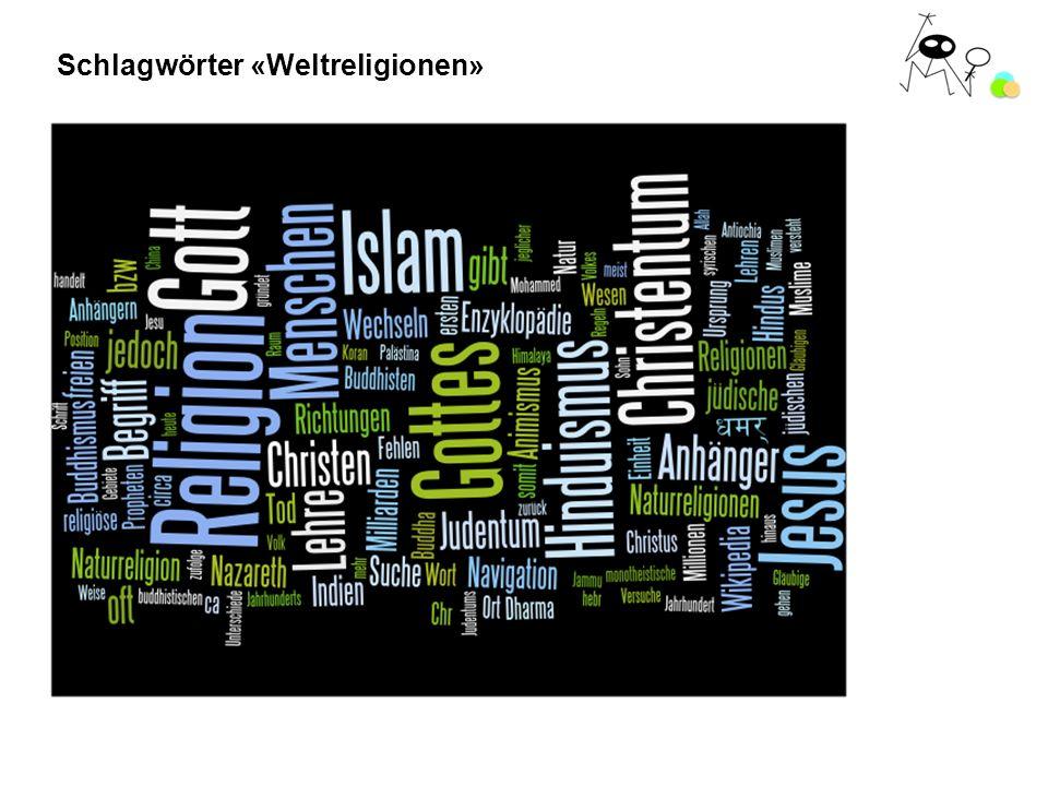 Schlagwörter «Weltreligionen»