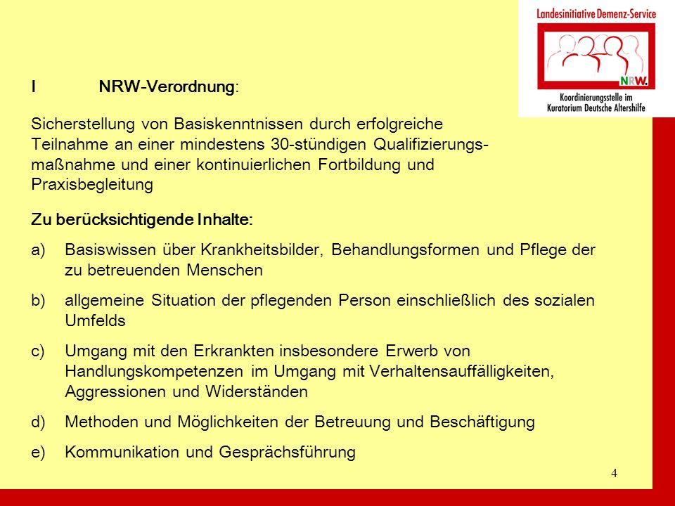 5 IIDiskussionsprozess Im Rahmen der Landesinitiative drei Workshops: 10.