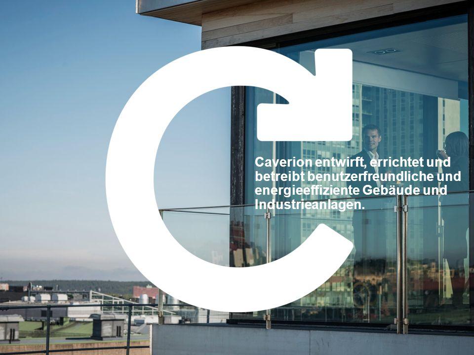 Caverion 3 Umsatz 2,5 Mrd.Euro Starke Marktposition in allen Kernmärkten 13 In 13 Ländern aktiv.