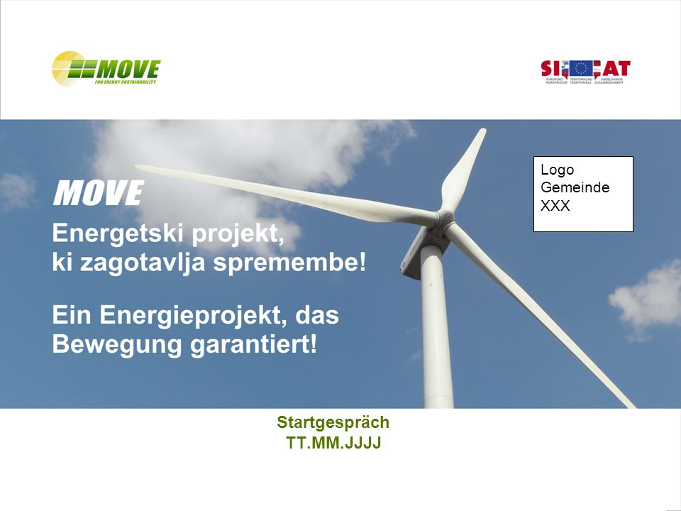 MOVE-Energieplan XXXTT.MM.JJJJ 12 Modul 1 / Erhebg.