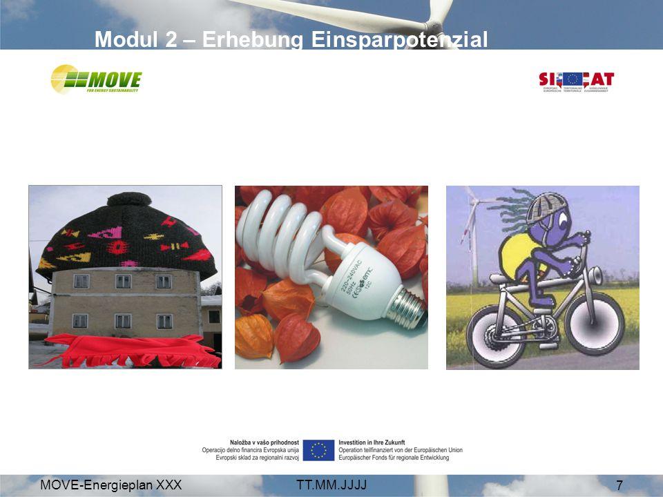 MOVE-Energieplan XXXTT.MM.JJJJ 7 Modul 2 – Erhebung Einsparpotenzial