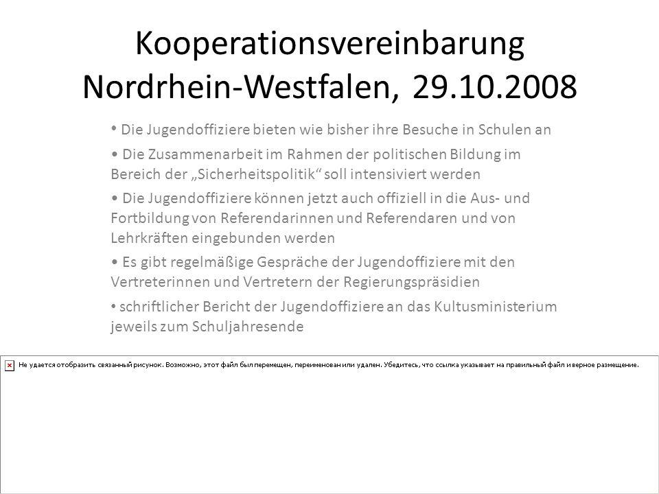 Kooperationsvereinbarung – warum jetzt.