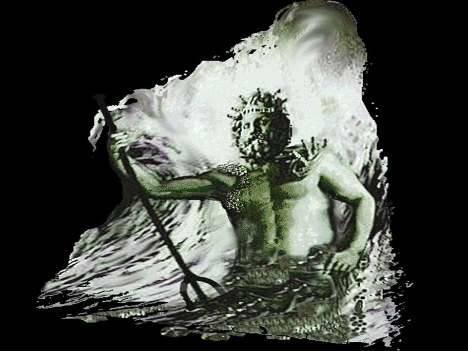 Götter der Welt Auch die Germanen hatten einen Gott des Meeres...