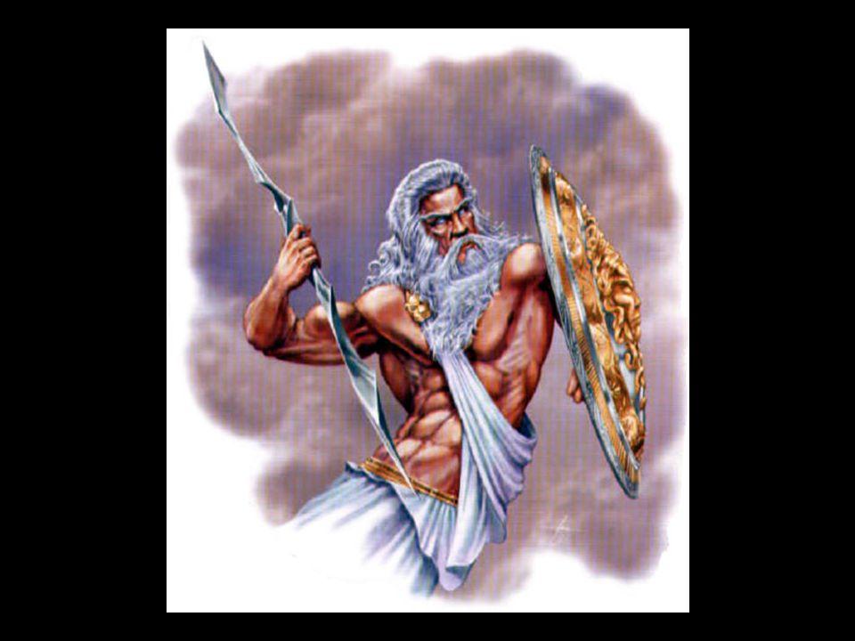Nach dem Sturz des Kronos durch seinen Sohn Zeus gelangte dieser mit seinen Geschwistern an die Macht.