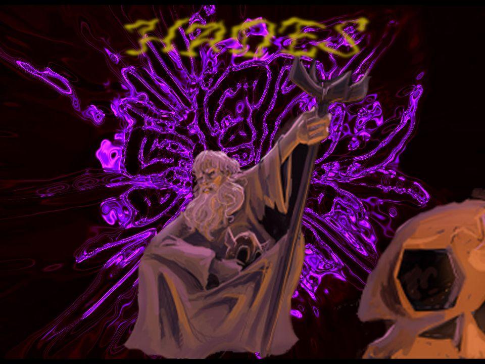 Götter der Welt Auch wir Germanen hatten so was wie einen Bösen unter den Göttern...